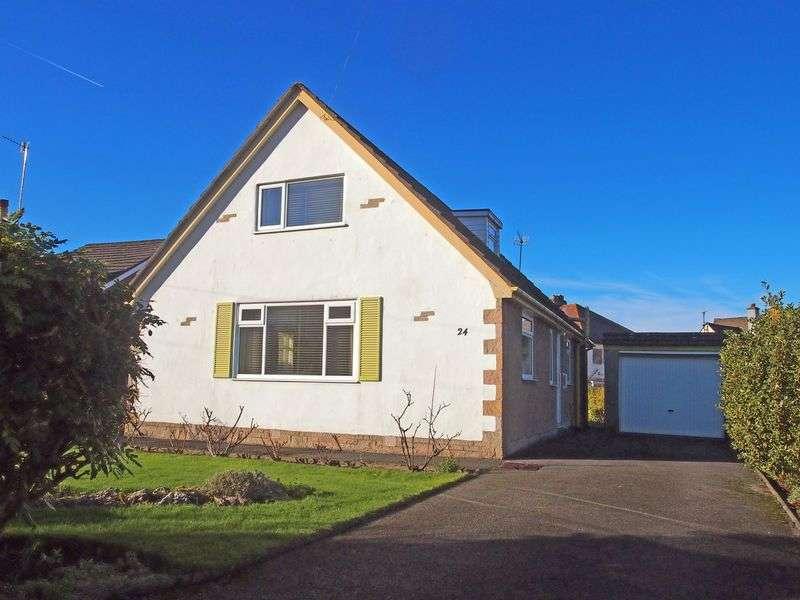 3 Bedrooms Detached Bungalow for sale in Greenacre Road, Hest Bank, Lancaster