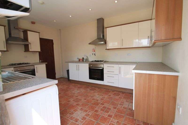 7 Bedrooms Terraced House for rent in Woodville Road, Cardiff
