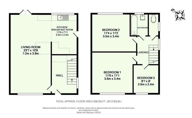 3 Bedrooms Semi Detached House for sale in Redstart Close, New Addington, Croydon, Surrey