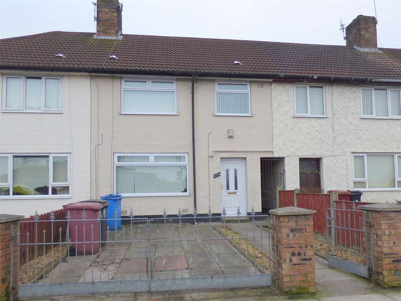 3 Bedrooms Terraced House for sale in Liverpool Road, Huyton, Liverpool