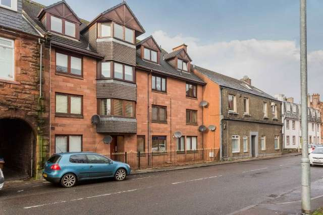 1 Bedroom Ground Flat for sale in Main Street, Renton, West Dunbartonshire, G82 4NL