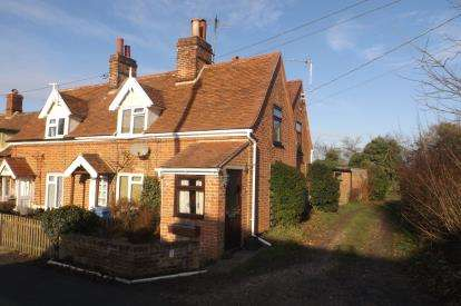 1 Bedroom End Of Terrace House for sale in Burstall, Ipswich, Suffolk