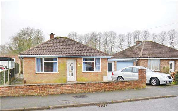 2 Bedrooms Detached Bungalow for sale in Bridge End Grove, Grantham