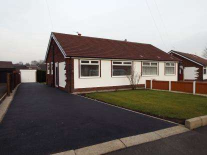 2 Bedrooms Bungalow for sale in Helsby Gardens, Sharples, Bolton, Greater Manchester
