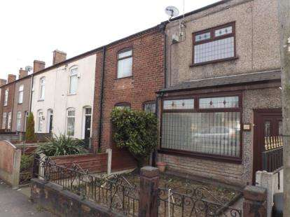 2 Bedrooms Terraced House for sale in Newton Road, Lowton, Warrington, Cheshire