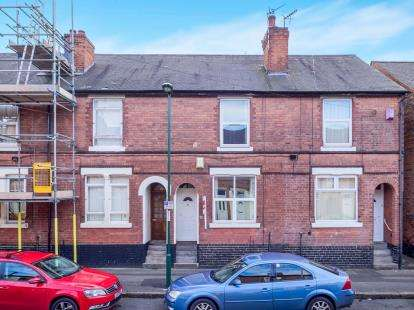 2 Bedrooms Terraced House for sale in Spalding Road, Sneinton, Nottingham, Nottinghamshire