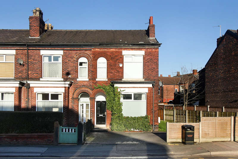 2 Bedrooms End Of Terrace House for sale in Didsbury Road, Norris Bank, Stockport