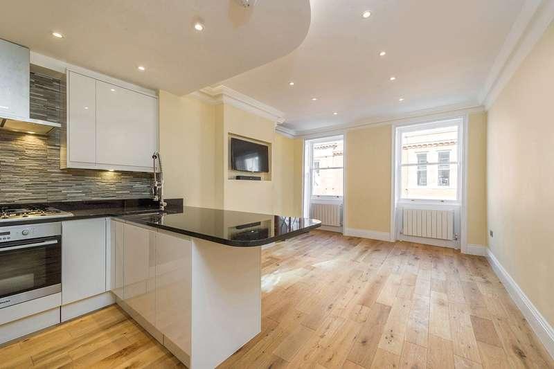 2 Bedrooms Flat for sale in Nassau Street, Fitzrovia, London, W1W