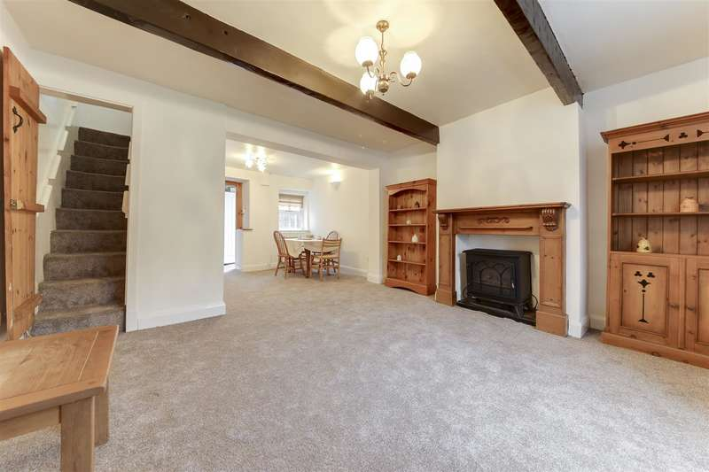 2 Bedrooms Cottage House for sale in Bowker Street, Irwell Vale, Ramsbottom