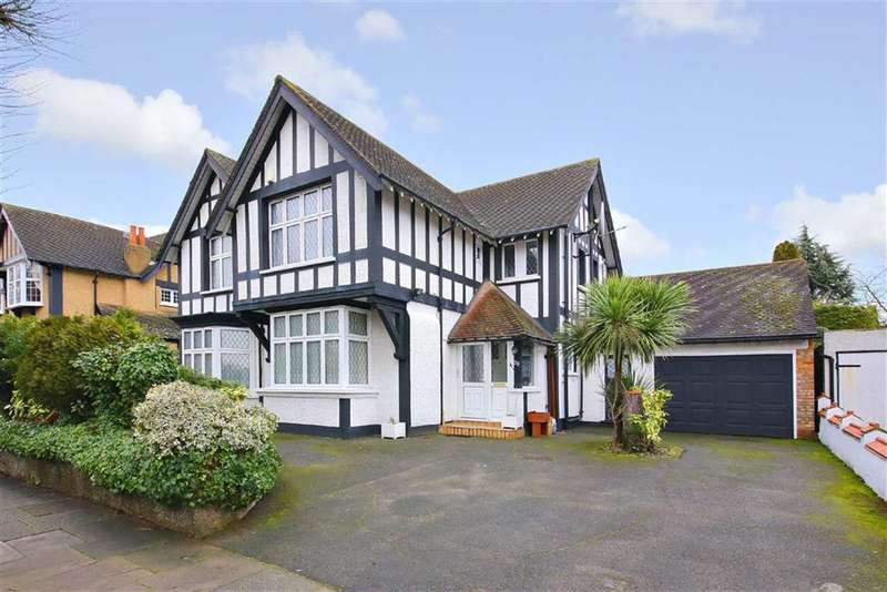 5 Bedrooms Property for sale in Abbey Road, Bush Hill Park, Middlesex