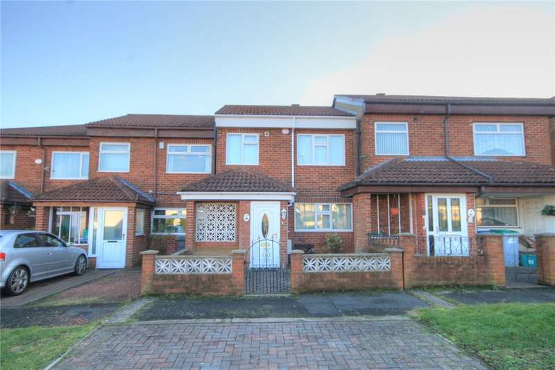 2 Bedrooms Terraced House for sale in Windsor Drive, Catchgate, Stanley, DH9