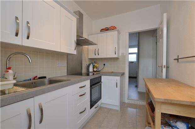 2 Bedrooms Terraced House for sale in Herbert Crescent, Eastville, Bristol, BS5 6QD