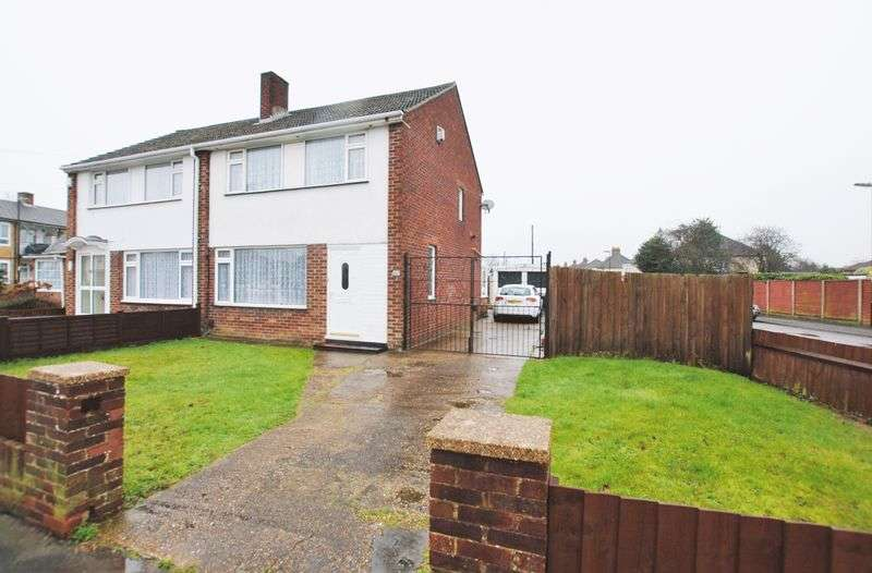 3 Bedrooms Semi Detached House for sale in North East Road, Sholing