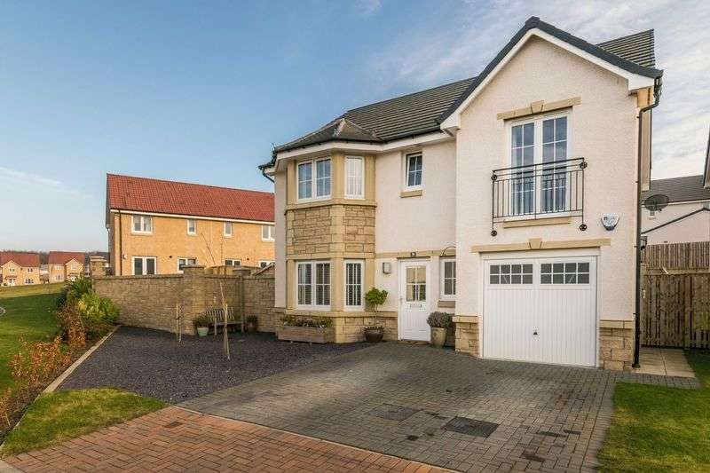 4 Bedrooms Detached House for sale in 56 Sandyriggs Gardens, Dalkeith, Midlothian, EH22 2ED