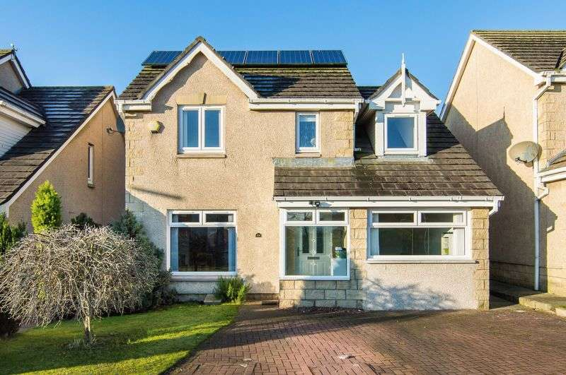 4 Bedrooms Detached House for sale in 24 Teal Place, Dunfermline, Fife, KY11 8GB
