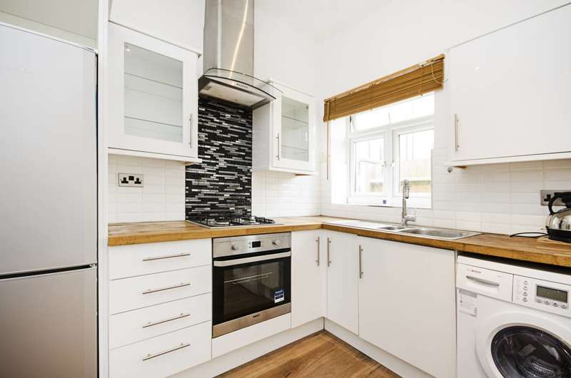 2 Bedrooms Flat for sale in Brooksbys Walk, Clapton, E9