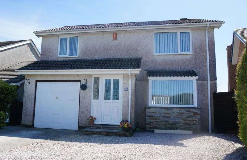 3 Bedrooms Detached House for sale in Fowey Crescent, Callington