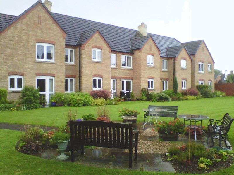 1 Bedroom Retirement Property for sale in Forge Court, Leicester, LE7 2DX