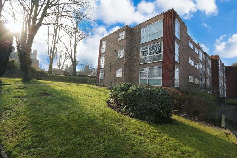 2 Bedrooms Flat for sale in 2 bedroom apartment for sale, Makinen House, Palmerston Road, Buckhurst Hill, Essex, IG9