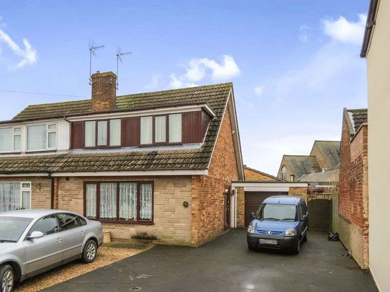 4 Bedrooms Semi Detached House for sale in Crowland