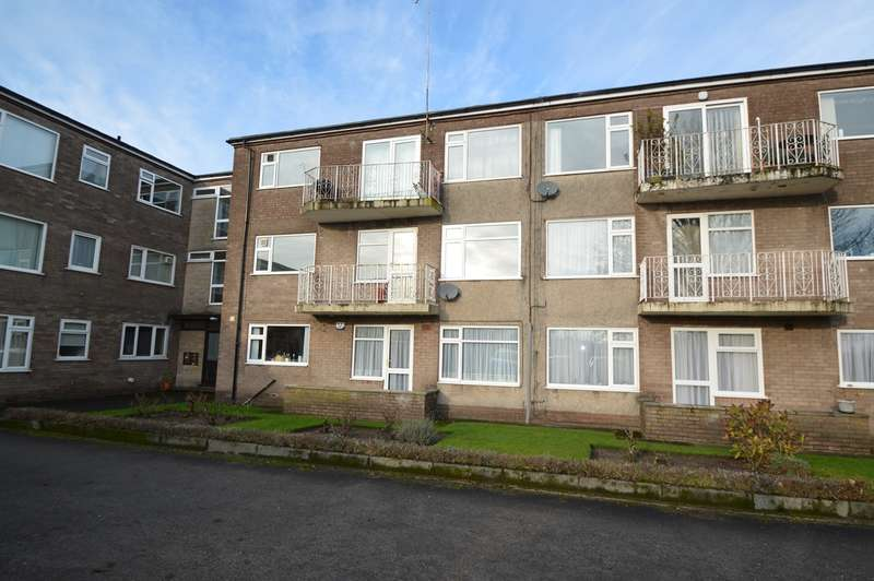 2 Bedrooms Flat for sale in Dovehouse Close, Whitefield, Manchester, M45