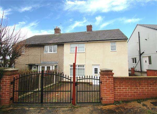 3 Bedrooms Semi Detached House for sale in Haverdale Road, Havercroft