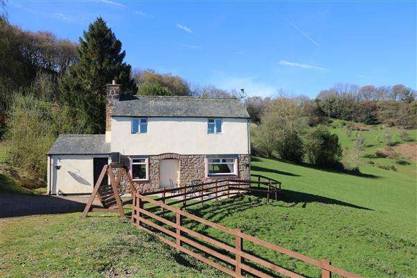 2 Bedrooms Cottage House for sale in Hornhill Cottage, Hope Mansell, Ross-on-Wye