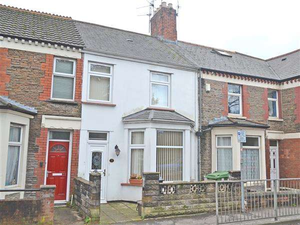 3 Bedrooms Terraced House for sale in ALLENSBANK ROAD, HEATH, CARDIFF