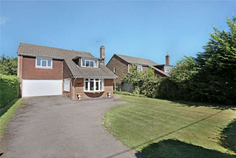 5 Bedrooms Detached House for sale in Forge Road, Naphill, High Wycombe, Buckinghamshire, HP14