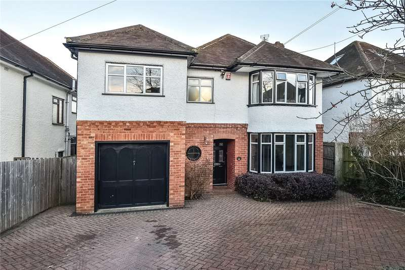 4 Bedrooms House for sale in Belmont Drive, Maidenhead, Berkshire, SL6