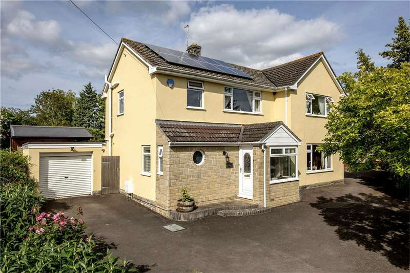 5 Bedrooms Detached House for sale in Beercrocombe, Somerset