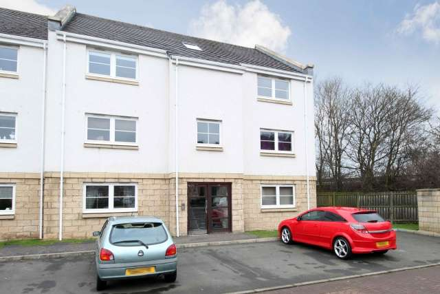 2 Bedrooms Flat for sale in Woodlea Grove, Glenrothes, Fife, KY7 4AE