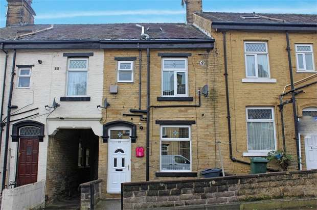 2 Bedrooms Terraced House for sale in Naples Street, Bradford, West Yorkshire
