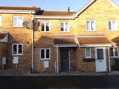 2 Bedrooms Terraced House for sale in Heathfield Way, Mansfield, Nottinghamshire