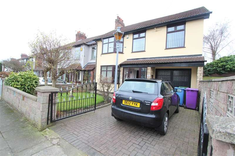 4 Bedrooms Detached House for sale in Arlescourt Road, West Derby, Liverpool