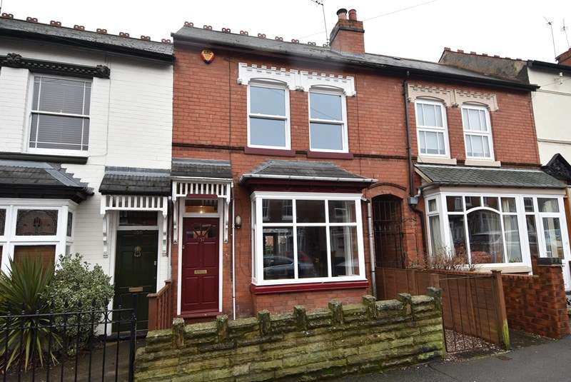 3 Bedrooms Terraced House for sale in Franklin Road, Bournville, Birmingham