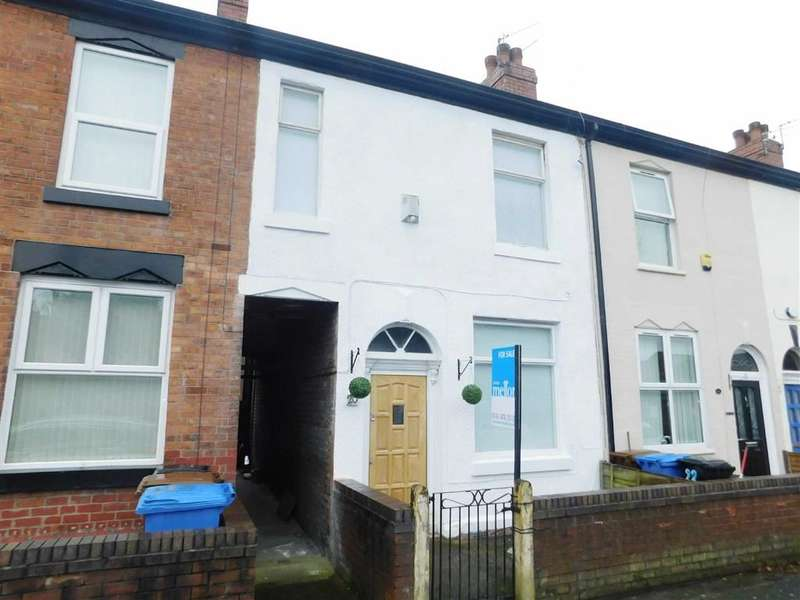 3 Bedrooms Property for sale in Derby Street, Edgeley, Stockport