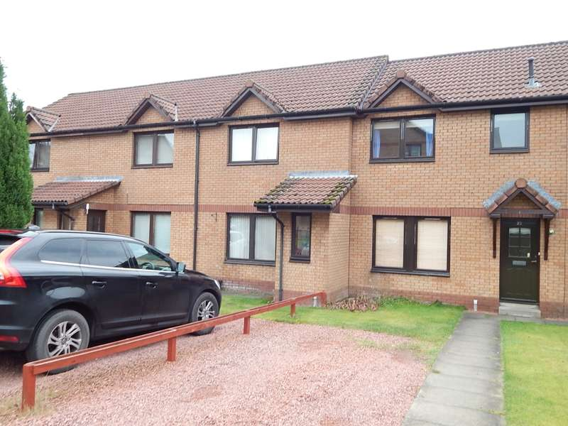 2 Bedrooms Terraced House for sale in 21 Williamson Avenue, Falkirk, FK2 7FG