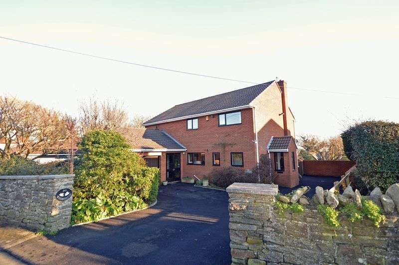 5 Bedrooms Detached House for sale in Prestigious position in Upper Clevedon