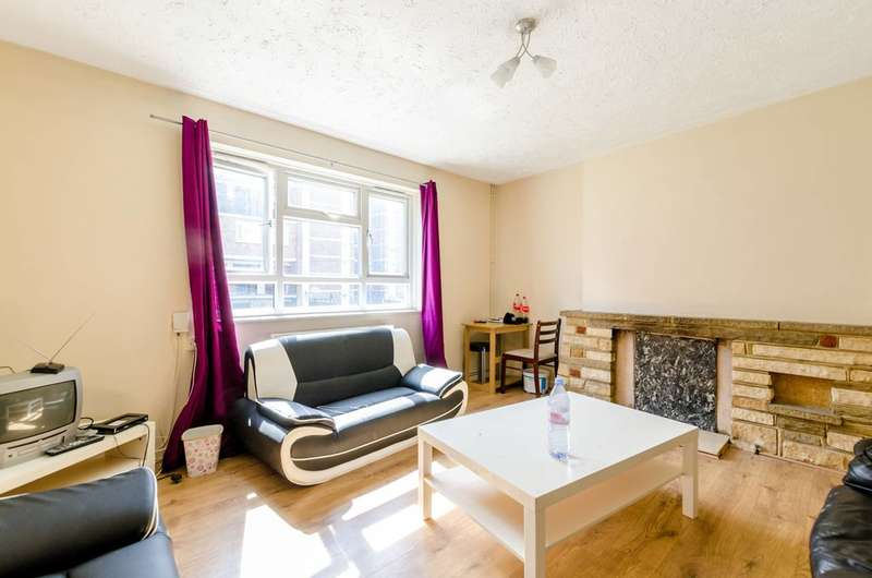 3 Bedrooms Maisonette Flat for sale in Geffrye Estate, Hoxton, N1