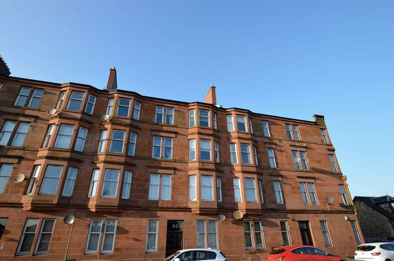 2 Bedrooms Flat for sale in Paisley Road, Renfrew