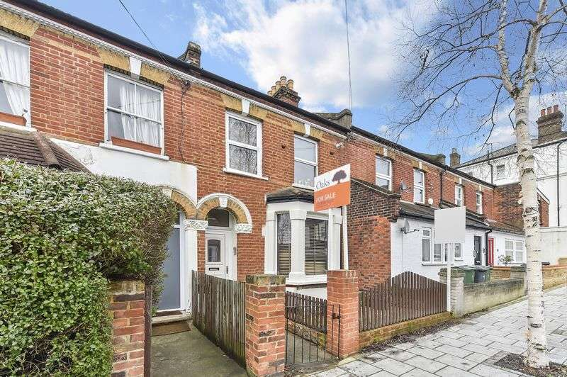 2 Bedrooms Flat for sale in Ferrers Road, Streatham, London