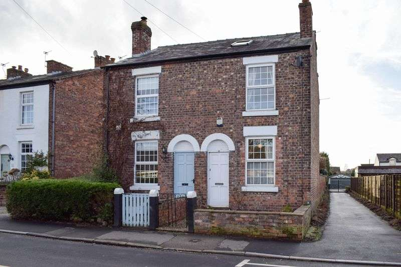 3 Bedrooms Semi Detached House for sale in Sandy Lane, Lymm