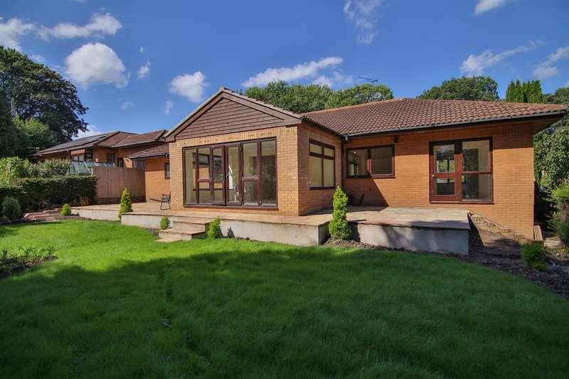 3 Bedrooms Detached Bungalow for sale in Clos Coed-Y-Dafarn, Lisvane, Cardiff