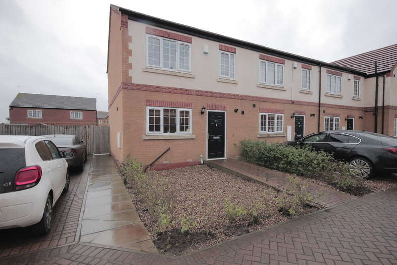 3 Bedrooms End Of Terrace House for sale in Highstone View, Worsborough
