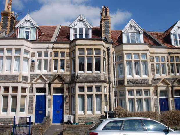 4 Bedrooms Maisonette Flat for rent in 21 Harcourt Road, Redland, Bristol