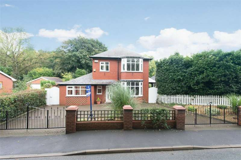 4 Bedrooms Detached House for sale in Wearish Lane, Westhoughton, Bolton, Lancashire