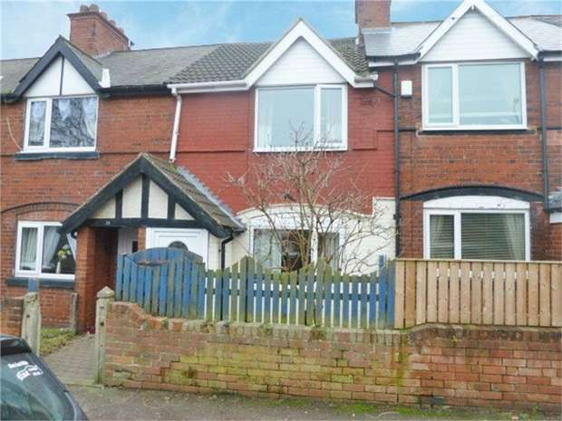 3 Bedrooms Terraced House for sale in Muglet Lane, Maltby, Rotherham, South Yorkshire