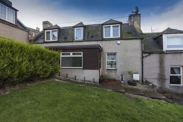 3 Bedrooms Semi Detached House for sale in Abbey Road, Torry, Aberdeen, AB11 9QJ