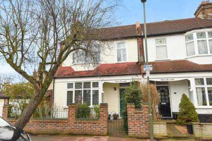 3 Bedrooms End Of Terrace House for sale in Hampden Avenue, Beckenham